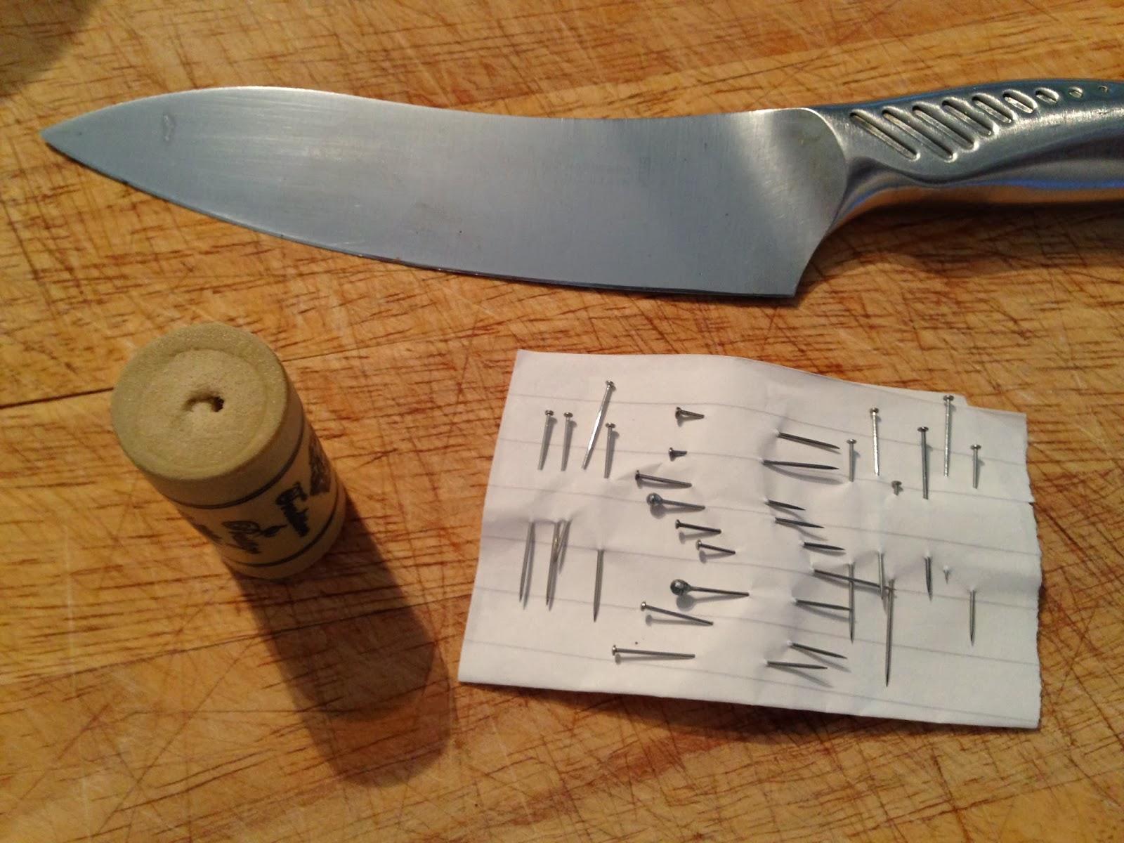 Sloe Pricking Device - Ingredients